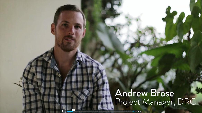 Andrew Brose, still from video