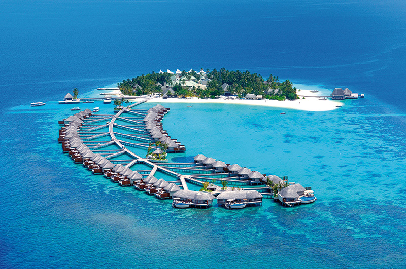 W Resort in the Maldives