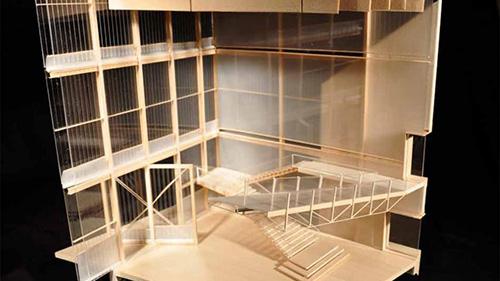 building model interior