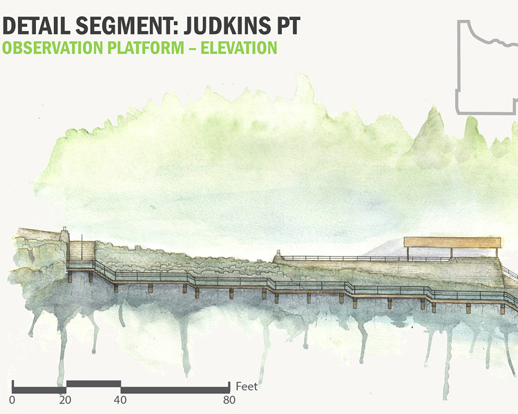 Judkins Point design work by Chris Weaver