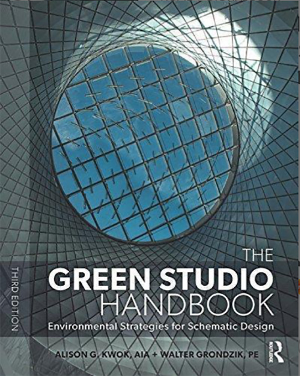 Green architecture book cover