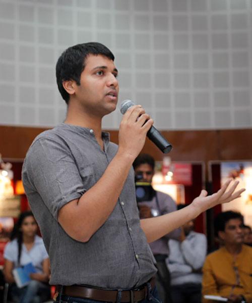 Manas Murthy