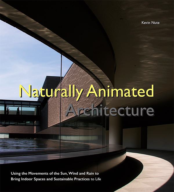 Naturally Animated Architecture book cover