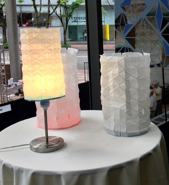 lamps by Nicole Epple