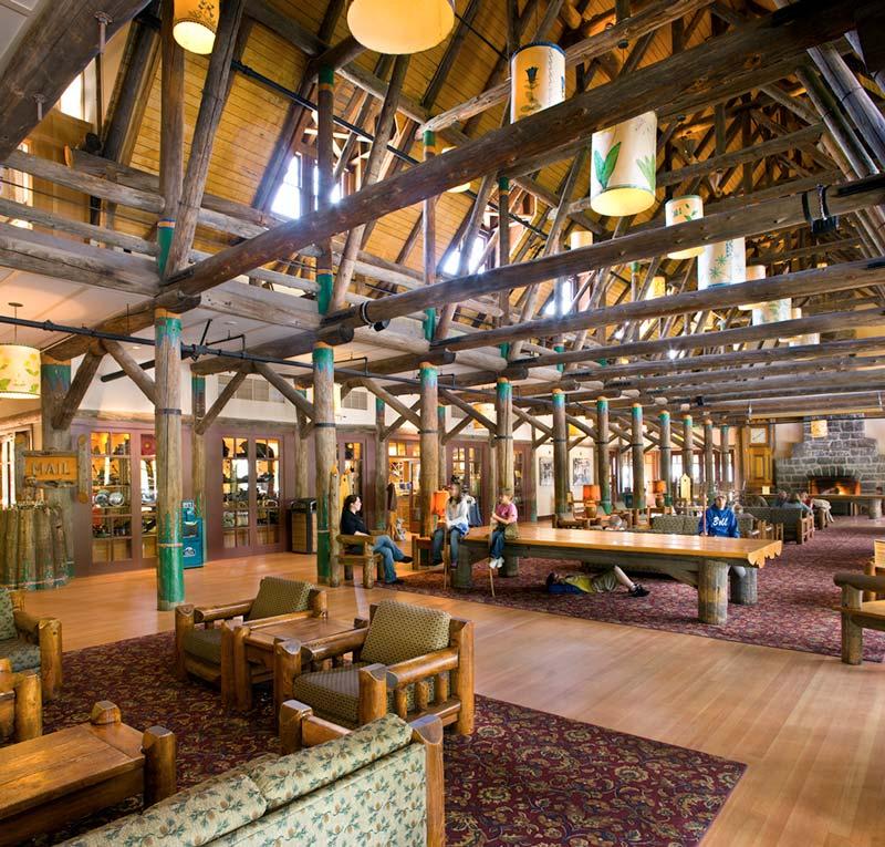 Paradise Inn, Mt. Rainier National Park
