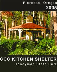 outdoor kitchen shelter