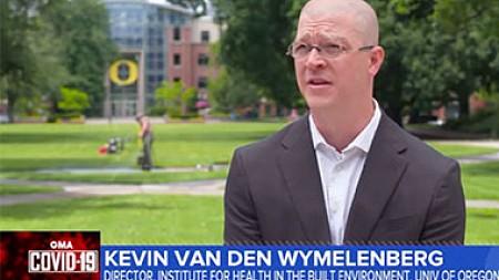Kevin Van Den Wymelenberg on Good Morning America