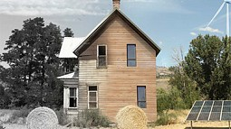 farm house before and after restoration