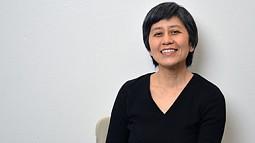 portrait of Nancy Chengt
