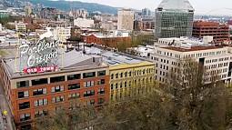 UO campus in Portland
